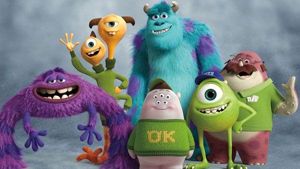 Univerzita pro příšerky (2013) | Domů | Oficiální web Disney Pixar Česká republika | Monsters University - Official Disney Pixar UK Site