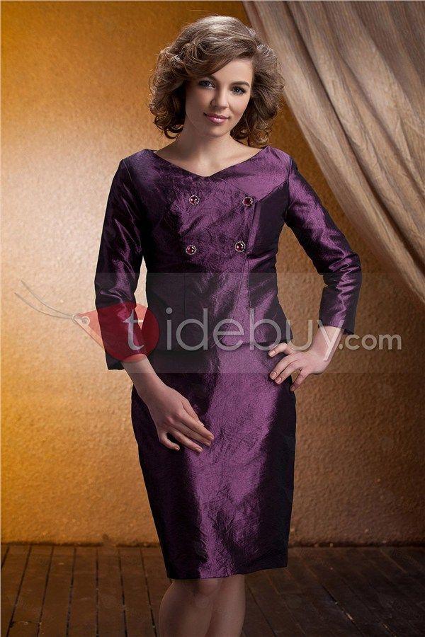 9 best Vestidos para mama de la novia images on Pinterest   Mother ...