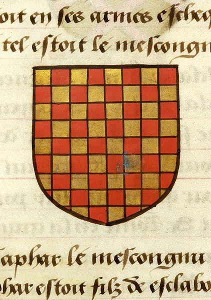 234 best heraldry arms images on pinterest medieval - Nom des chevaliers de la table ronde ...