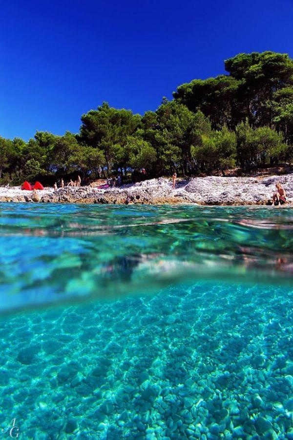 The Croatian Islands