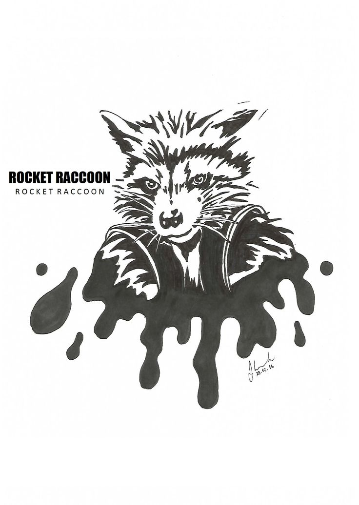 #rocket #raccoon #bradley #cooper #drawing #blackandwhite #marvel #guardians #of #the #galaxy #guardiansofthegalaxy