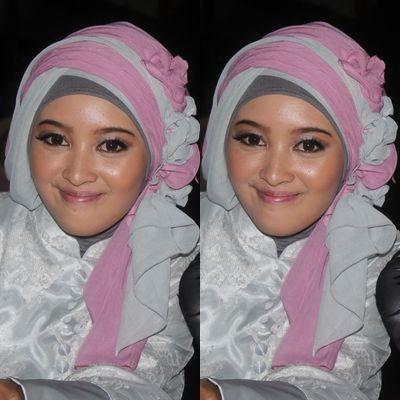 #hijab#prom#night#silver