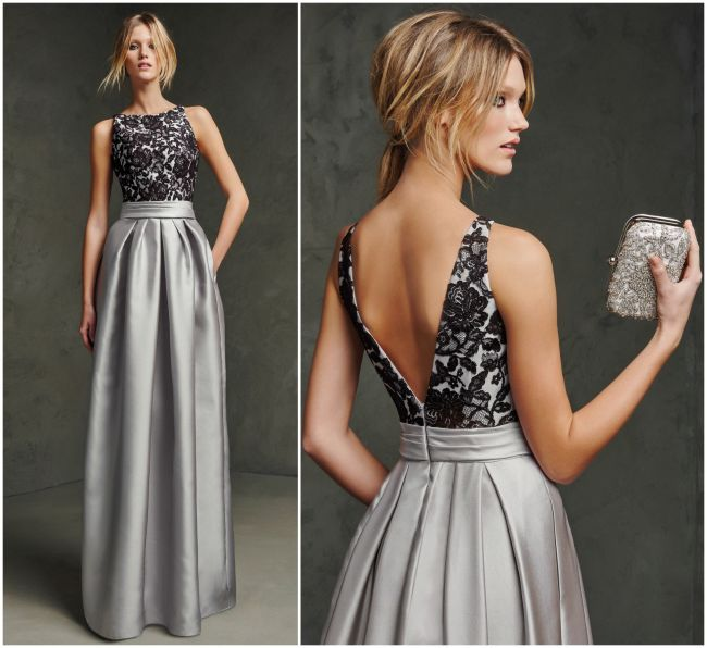 Los mejores vestidos de invitada con la nueva colección de Pronovias 2016 Image: 16