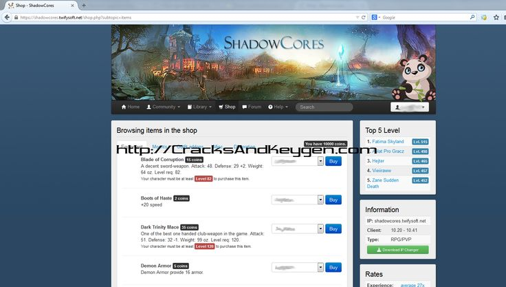 Shadowcores Free Points - Shadowcores.twifysoft.net Hack