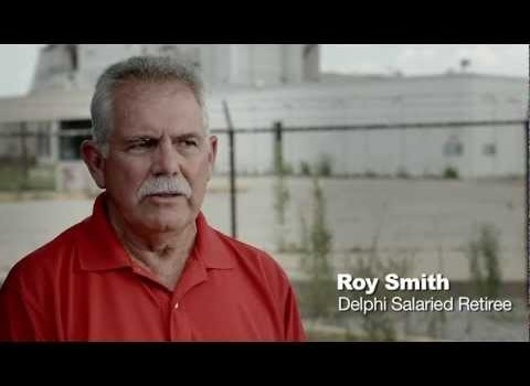 NEW CAMPAIGN AD: NON-UNION GM EMPLOYEES TELL HOW OBAMA MERCILESSLY TERMINATED THEIR PENSIONS