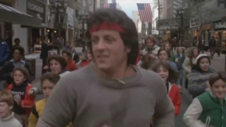 Rocky Balboa All Training Scenes HD