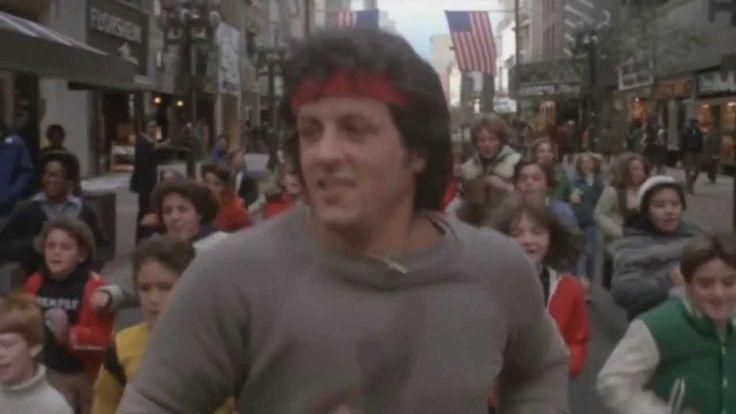 Ebben azért sokkal több van. Bármid meg lehet, ha szíved nincs semmid sincs..... Rocky Balboa 12346  All Training Scenes  HD
