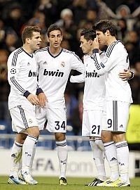 Youth was served on Tuesday night for Real Madrid who cruised to a 4-1 win over Ajax in the Champions League. With passage to the Round of 16 already assured, Jose Mourinho called up several youth team players to his gameday roster for the match against the Dutch champions and saw Nacho, José Rodríguez and Morata all make their Champions League debuts with the club.