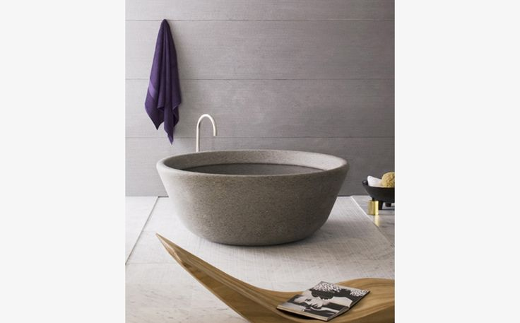 SPA BATHTUB by Nespoli e Novara: #Neutracollection, #Bathroom, #design, #wellness, #spa, #contracts,