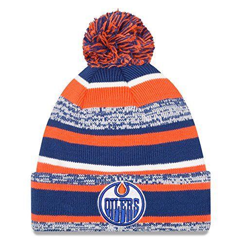 Edmonton Oilers Knit Hat