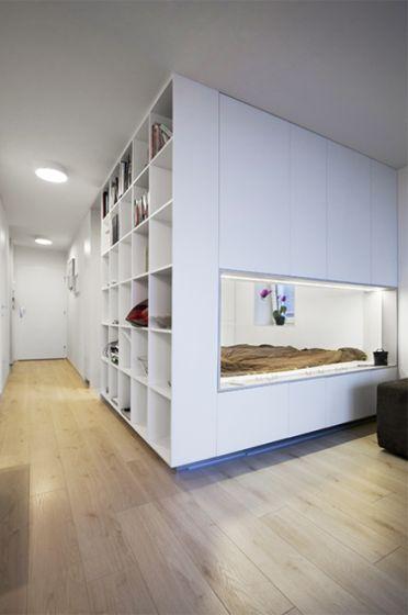 Diseño de módulo de dormitorio