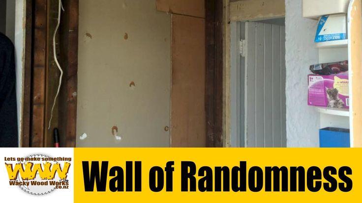 Wall of Randomness Part 1