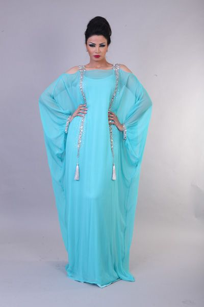Trio Couture – Abaya & Jelabia Collection