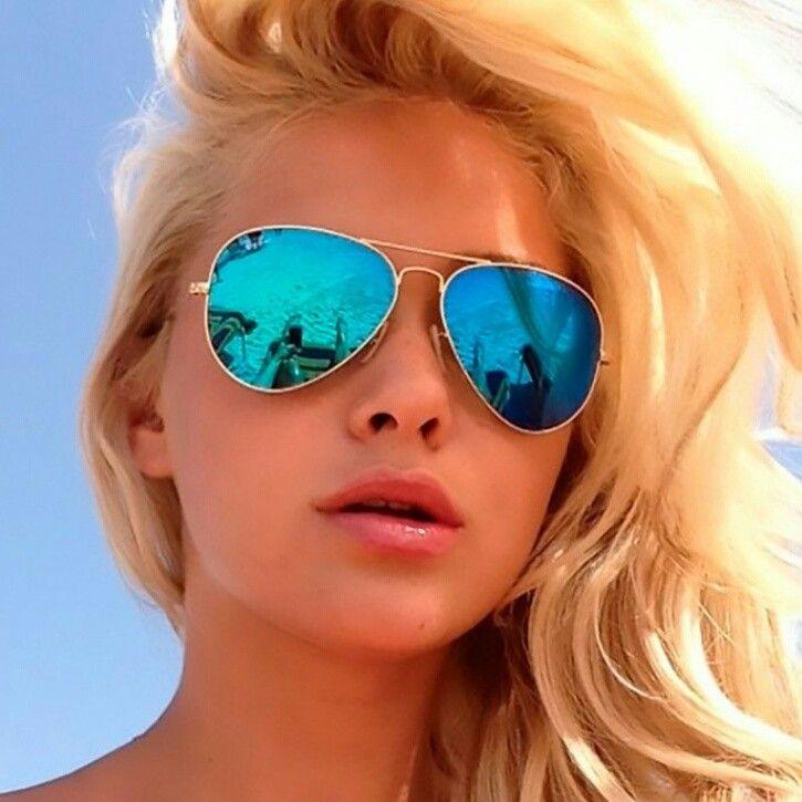 ray ban mujer modelo aviator
