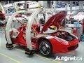 Video - Proses Pembuatan Mobil Sport Ferrari
