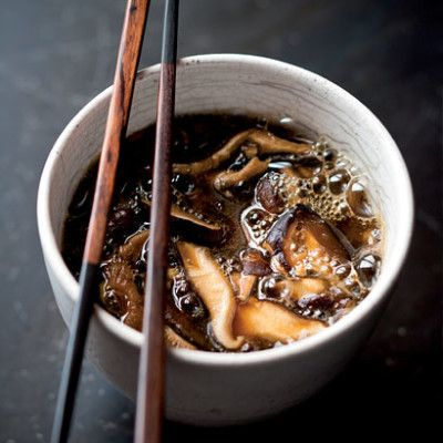 Taste Mag | Onion and shiitake hot-and-sour broth @ http://taste.co.za/recipes/onion-and-shiitake-hot-and-sour-broth/