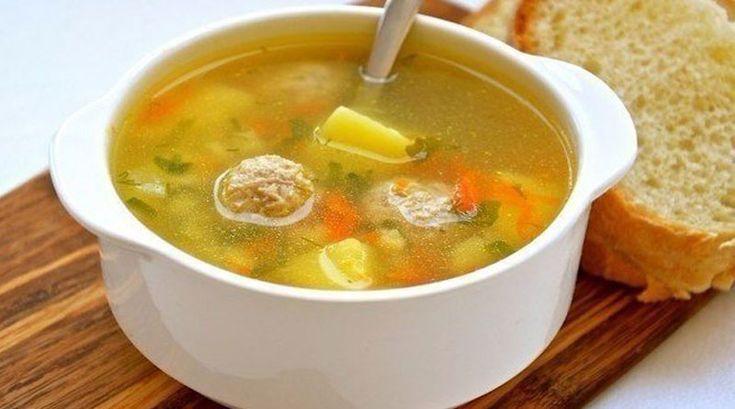 Подборка супов правильного питания
