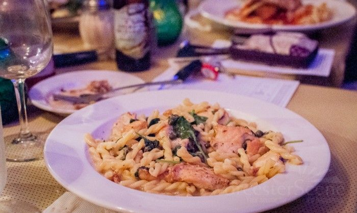 Chicken Piccata from Rosalina's Kitchen | WorcesterScene http://worc.ws/10861