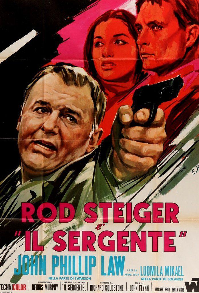 The Sergeant (1968) Original Italian Movie Poster >>> http://www.putlockers.moe
