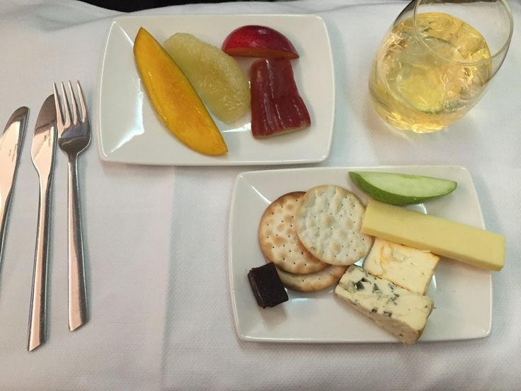 Business Class on Cathay Pacific Review