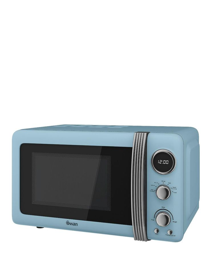 Countertop Dishwasher Littlewoods : SM22030BLN Vintage 20-Litre Digital Microwave - Blue, http://www.very ...