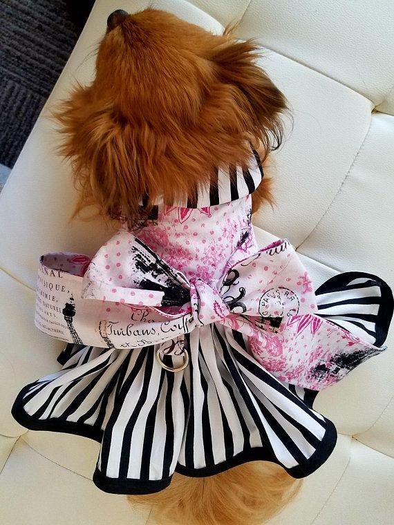 Pretty Dog Dress Fancy Dog Puppy Dress Pet Apparel Cute Dog