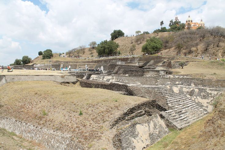 Cholula - Best Ancient Ruins and Pyramids in Mexico