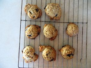 Coconut Chocolate Chunk Walnut Cookies Ketogenic | Amber's Healthy ...