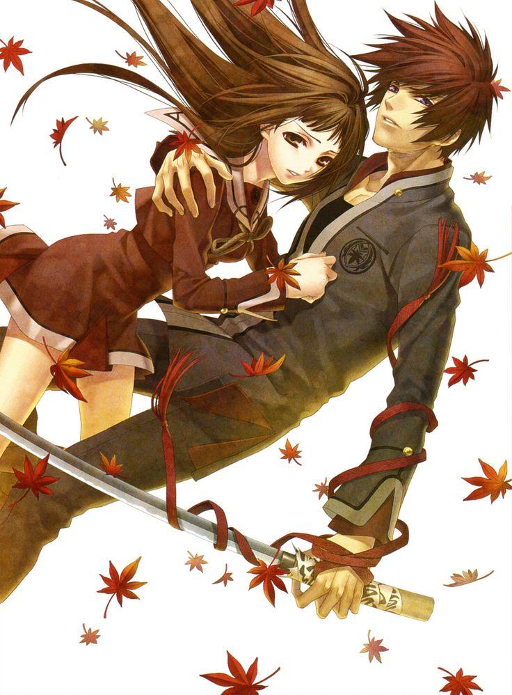 Hiiro no Kakera- good anime slow starter, 26 episodes in two seasons.