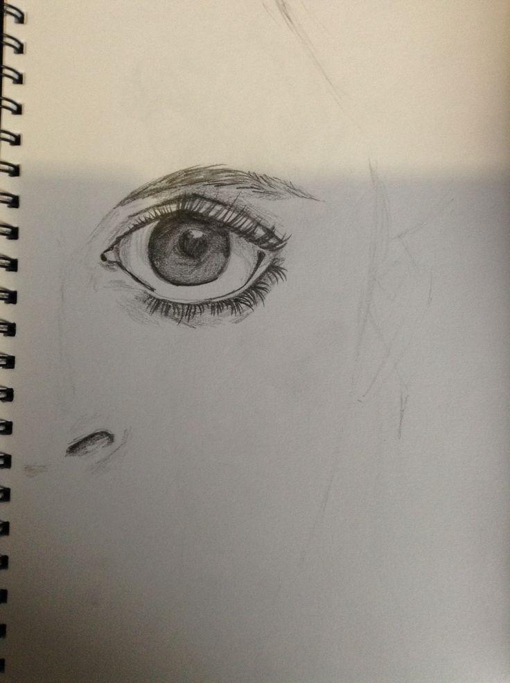 I love eyes!!! X