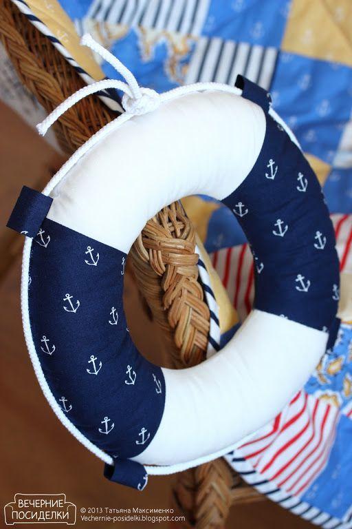 В морском стиле... / Nautical style... - Вечерние посиделки
