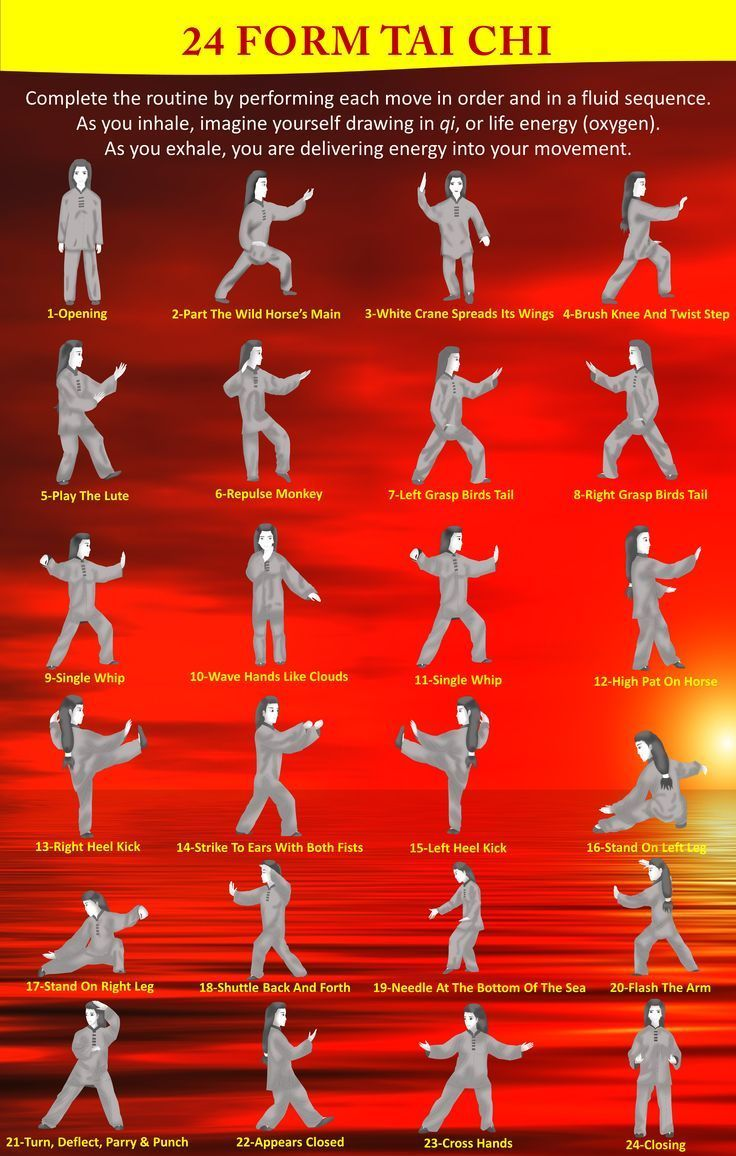 All for Kung Fu, Tai Chi & Martial Arts | Tai chi, Tai chi ...