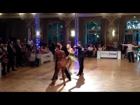 Kristina Moshenskaya playing with Alexey Silde! | Marius-Andrei Balan & Kristina Moshenska | DanceKing - Share your passion
