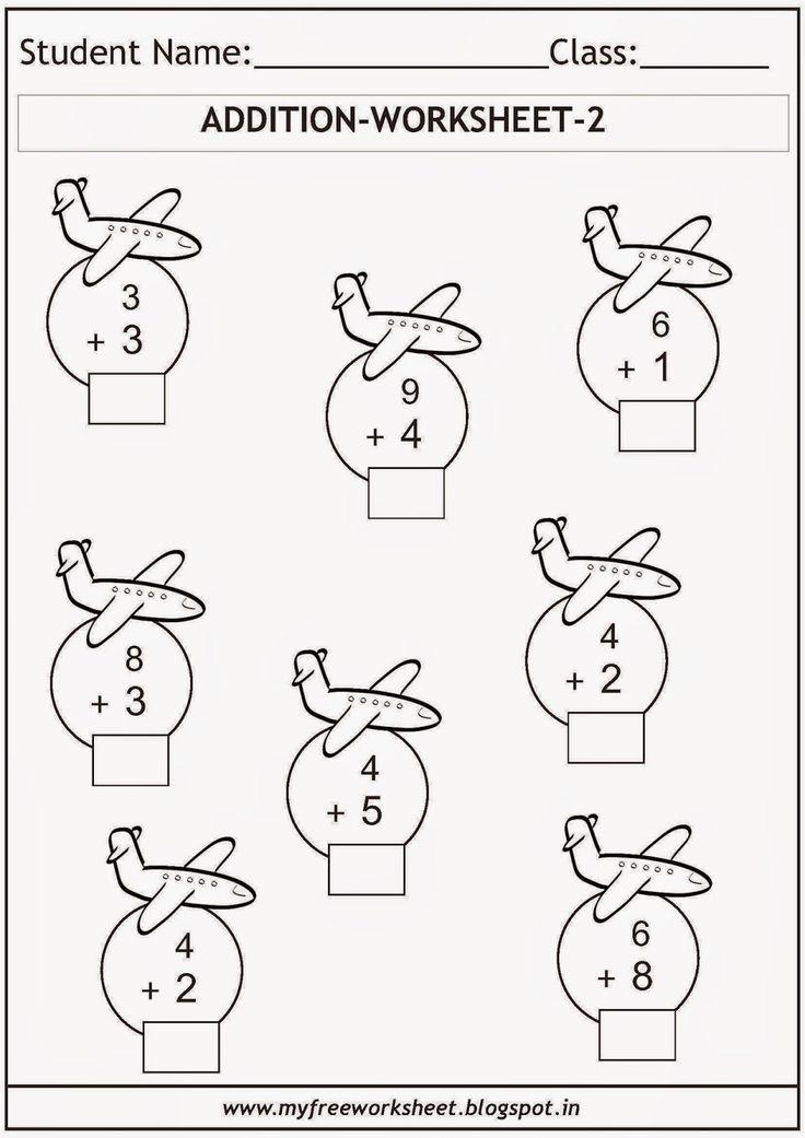Free printable math worksheets for grade 1 kids Includes a – Grade 1 Maths Worksheets Pdf