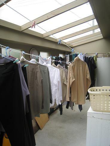 建築アトリエ海のブログ:自邸 洗濯室