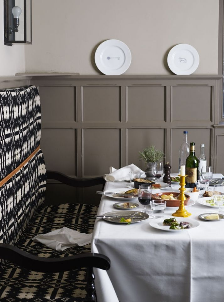 The Olde Bell Inn restaurant in London | Yatzer