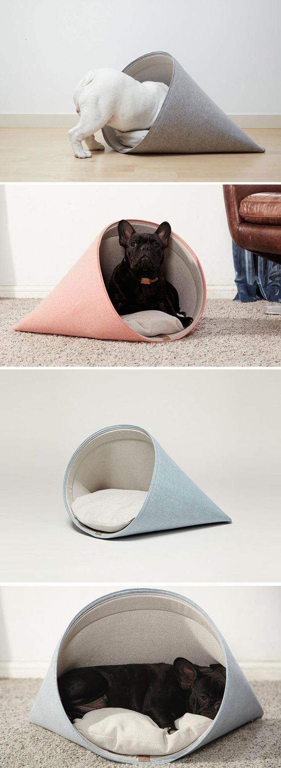 French Bulldogs in Pet Beds