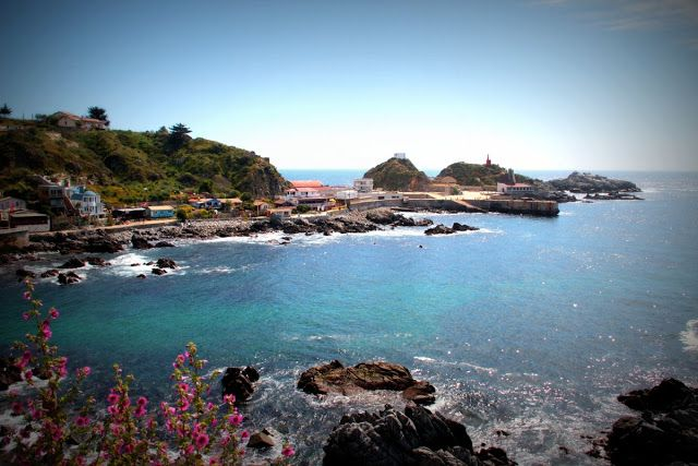 Caleta Quintay in Chile