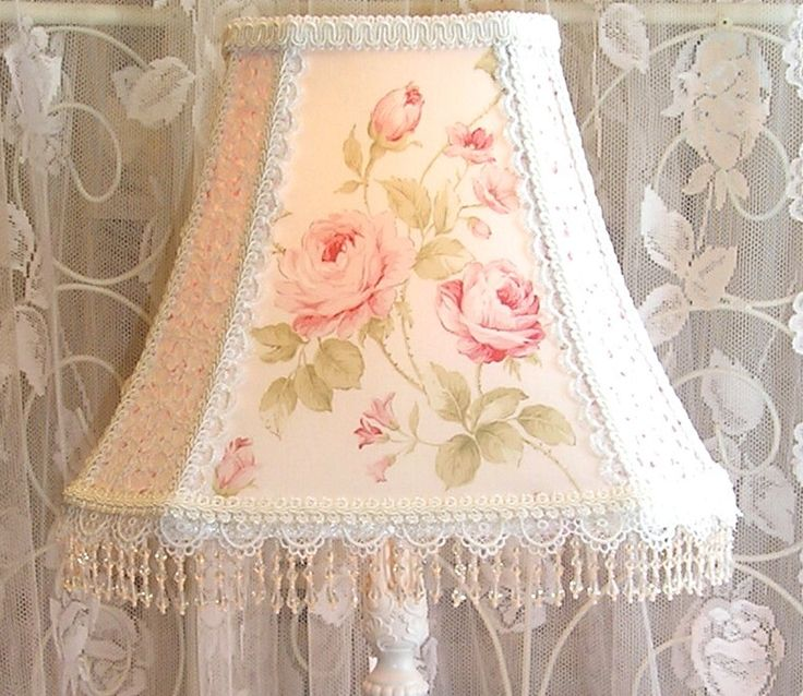 8 best chalkware bedroom boudoir half doll lamps images on shabby lamp shade pink roses barkcloth fabric lace 11 aloadofball Gallery