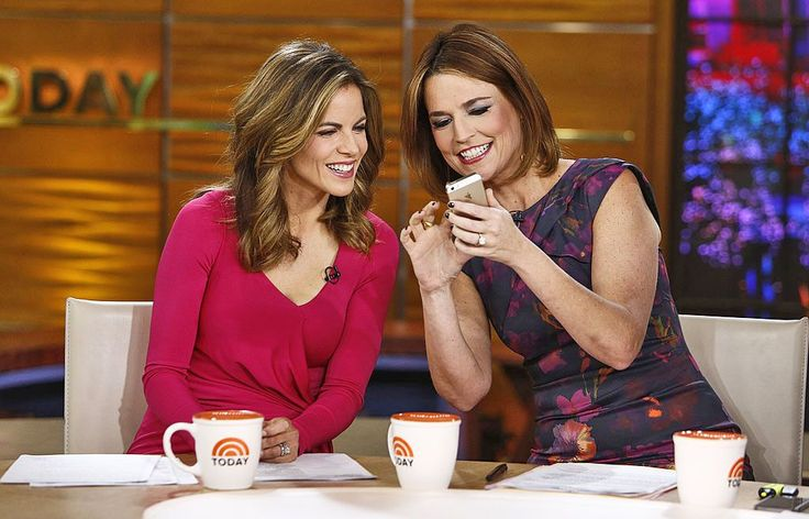 Like most mothers who have just given birth, Savannah Guthrie posed for a few photos. In the images, Guthrie, who welcomed son Charles Max Feldman on Thursday morning, is smiling and holding her newborn, her second child with husband Michael Feldman. Welcome to the world, Charles Max Feldman! Baby