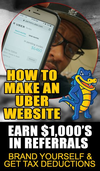 Fulltime Uber Money