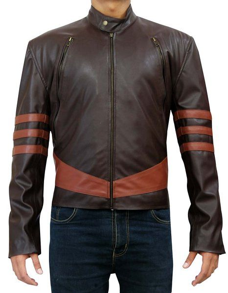 X-men Wolverine Leather Jacket on Sale Free Worldwide Shipping along with Free Gifts: ▬➤ Hugh Jackman outfitted an outstanding X-Men Wolverine Jacket in Hollywood smash hit film, #XMen as performing the role of #Wolverine / #JamesHowlett, and now we made a true replica of X-Men #WolverineJacket and put it on sale for our customers. This X-Men jacket is made of Authentic leather, So Shop today with discount.