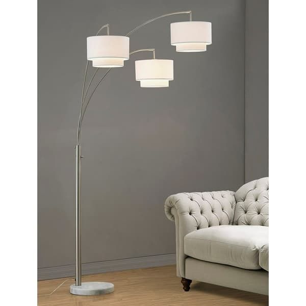 Https Ak1 Ostkcdn Com Images Products 23449087 Broadway 3 Light Arch Floor Lamp 97a44c55 Feaf 4fcf Ad54 1 In 2020 Tree Floor Lamp Arched Floor Lamp Nickel Floor Lamp