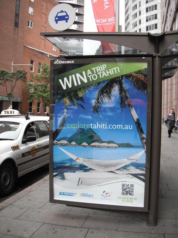 Tahiti  campaign 2011