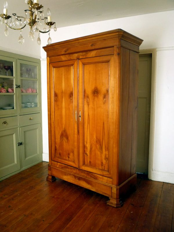 dating antique armoire