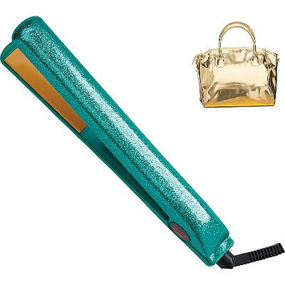 Kind of an obnoxious color. But this is the ultimate straightener - I just need a new one bad