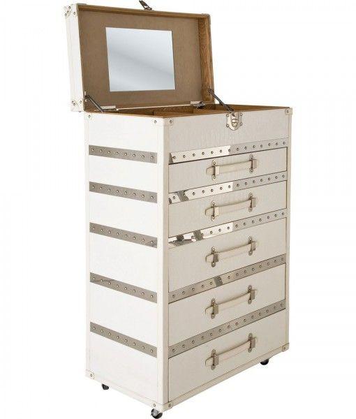 Dresser Diva Make Up 5 Drawers