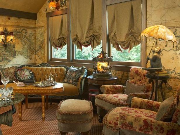 Old World Living Room Design   Design Interior : Home Appliances . Part 66