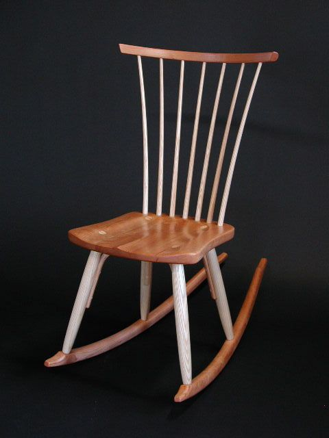 Beautiful Learn More About The History Of The Rocking Chair In America    And See  Some. Windsor ChairsRocking ChairsFurniture MakersThe ...
