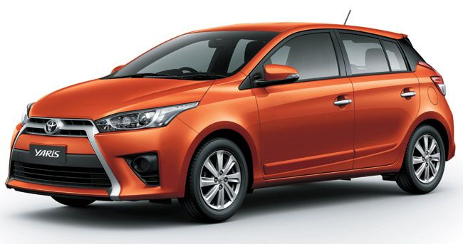 Toyota PH to launch all-new Yaris subcompact hatchback in April